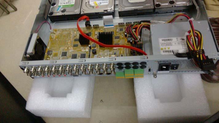 江门硬盘录像机安装